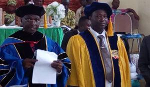 Mr. I. K. Okyere